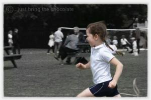 Lilia sports day