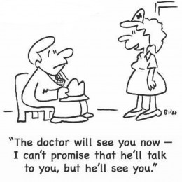 doctor communication