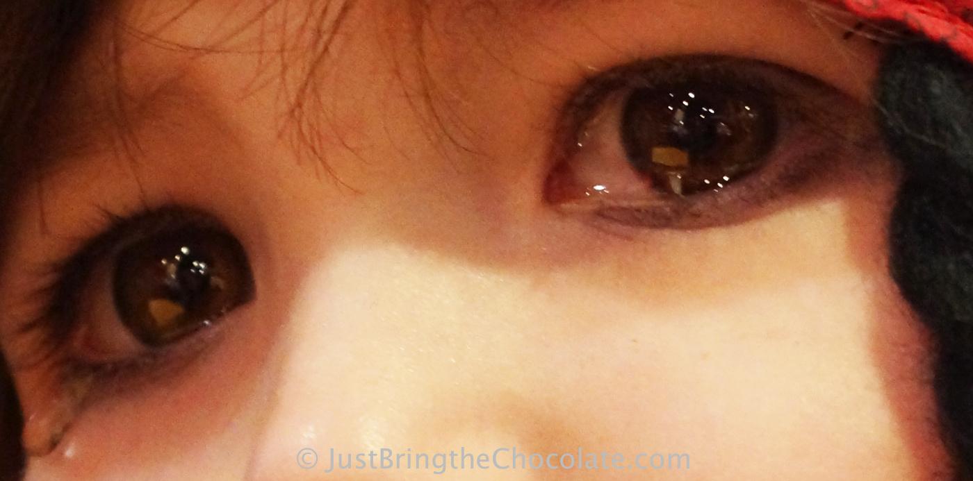 Dominic tears