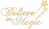Believe in Magic Logo
