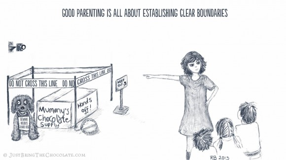 parental boundaries cartoon