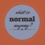 Define 'normal'