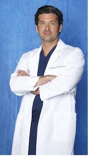 Dr 'McDreamy' Shepherd