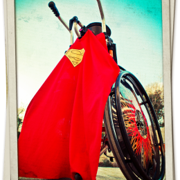 super wheelchair