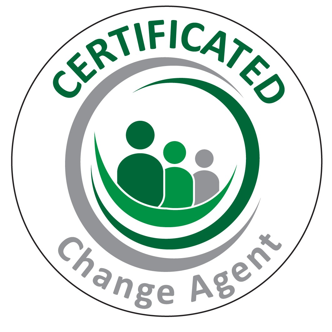 certified NHS change agent