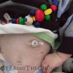 Mic-Key button gastrostomy feeding tube